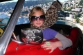 Princess-Grace-Kelly-AKA-John-Soderlings-Granddaughter-in-a-Austin-Healey-Monaco-
