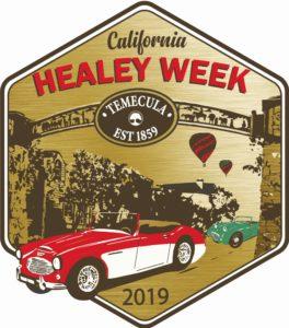 California Healey Week 2019