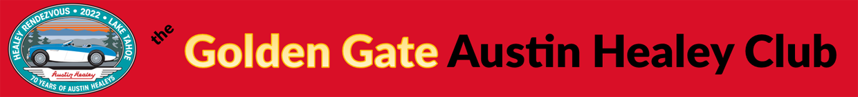 the Golden Gate Austin Healey Club